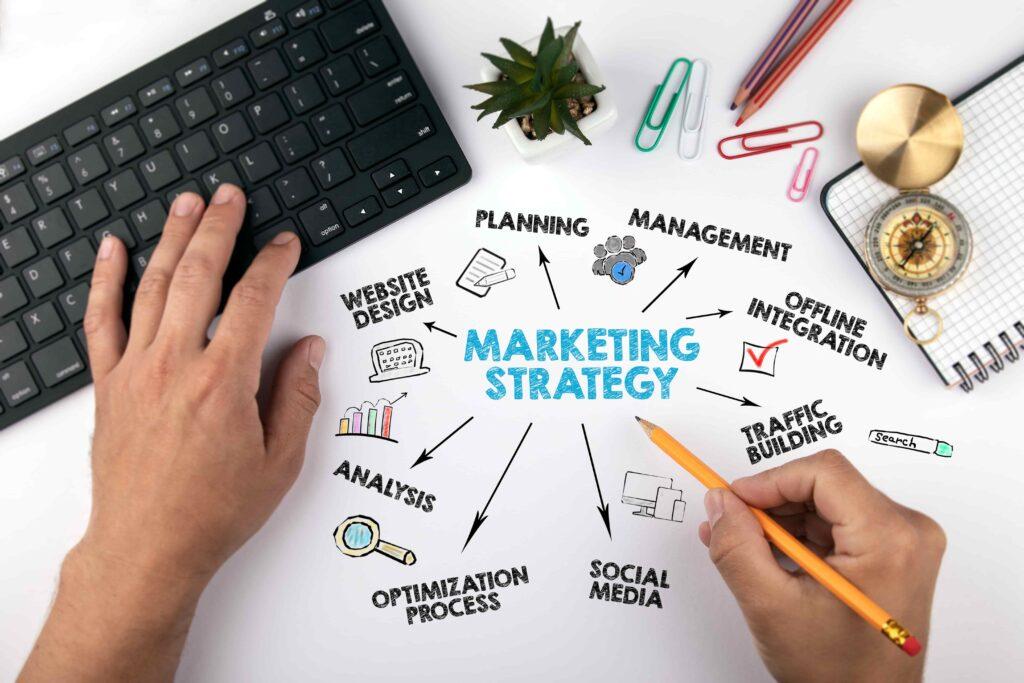 自社ブランディングとマーケティングの関係