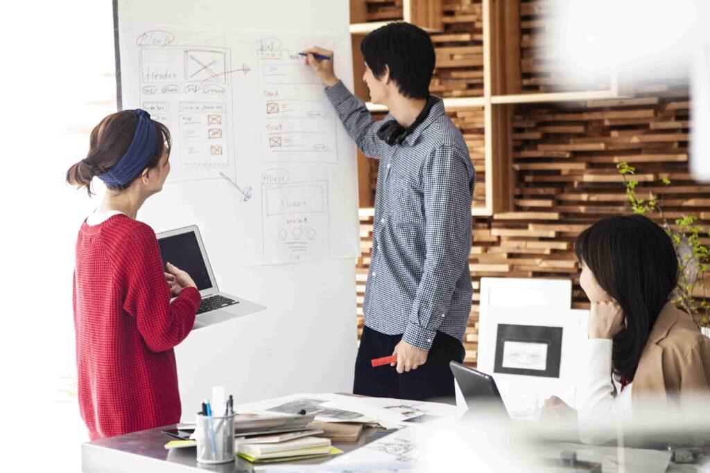 企業の印象は求職者以外に取引先や競合企業に大きな影響を与える