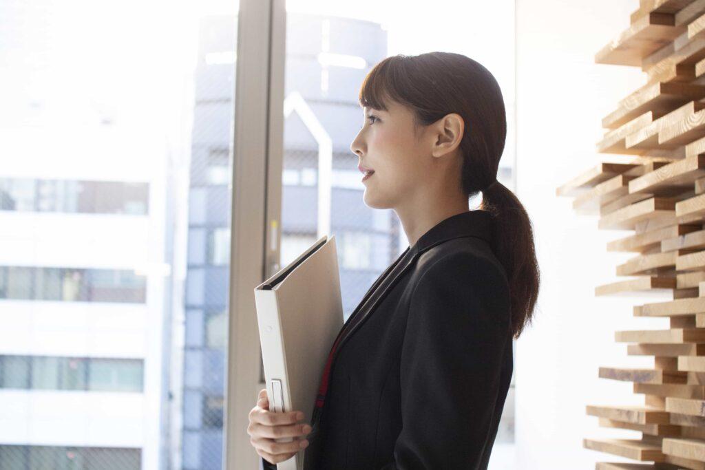 企業と求職者を繋げる仕事